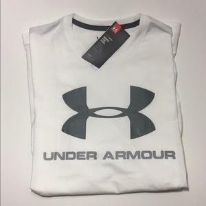 Under Armour Men's Sportstyle Logo Shirt